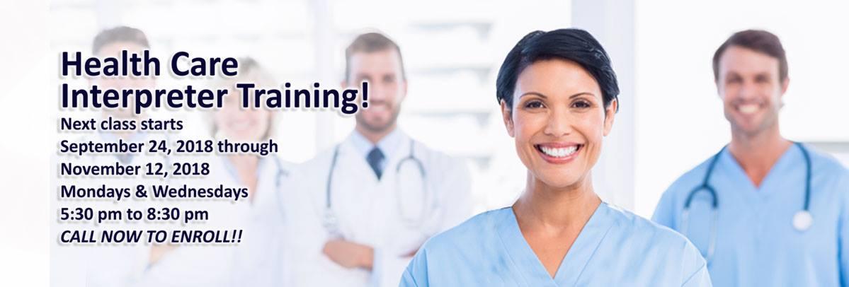 Medical Interpreter Training Sefla Languages